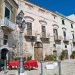 Trani Oldtown. Apulia. — Stock Photo #3030154