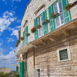 Molfetta Oldtown. Apulia — Stock Photo