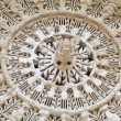 Closeup of Rose Window Church. — Stock Photo #3038818
