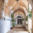 Stock Photo: St. Antonio manse. MartinFranca. Apulia.