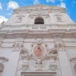 Stock Photo: Church of Carmine. MartinFranca. Apulia.
