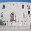 St Nicholas Basilica. Bari. Apulia. — Stock Photo