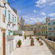 Molfetta Oldtown. Apulia. — Stock Photo