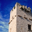 Abandoned Tower.Giovinazzo. Apulia. - Stockfoto