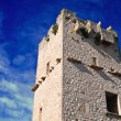 Abandoned Tower.Giovinazzo. Apulia. - Zdjcie stockowe