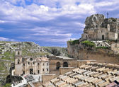 Sassi of Matera. Basilicata. — Stock Photo