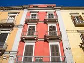 Eski Saray. bari. Apulia. — Stok fotoğraf