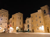Palmieri Square. Monopoli. Apulia. — Stock Photo
