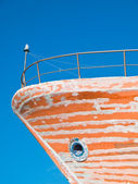 Prow ship. — Stock Photo