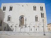 St Nicholas Basilica. Bari. Apulia. — Stock Photo