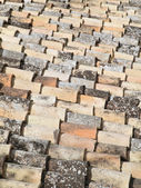 Traditional Tile Roof. — Stock Photo