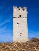 Abandoned Tower. Giovinazzo. Apulia. — Stock Photo