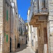 Giovinazzo oldtown. Apulia. — Stock Photo #3040603