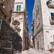 Giovinazzo Oldtown. Apulia. — Stock Photo #3040610