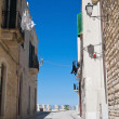 Alley in Oldtown of Giovinazzo. Apulia. — Stock Photo #3040624
