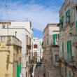 Alley in Oldtown of Molfetta. Apulia. — Stock Photo #3040760