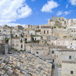 Royalty-Free Stock Photo: Sassi of Matera. Basilicata.