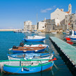 Landscape view of Giovinazzo. Apulia. — Stock Photo #3044018