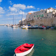 Giovinazzo. Apulia. — Stock Photo