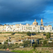 Panoramic view. Locorotondo. Apulia. — Stock Photo