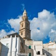 Panoramic view of Monopoli. Apulia - Foto Stock