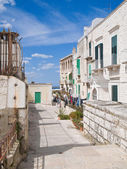 Molfetta Oldtown. Apulia — Photo