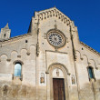 Stock Photo: Cathedral of Matera. Basilicata.