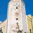 Photo: Monopoli Clocktower. Apulia.