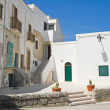 Monopoli Oldtown. Apulia. — Stock Photo