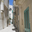 Monopoli Oldtown. Apulia. — Stock Photo #3064257