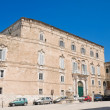 Palmieri Square. Monopoli. Apulia. — Stock Photo #3064465