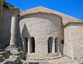 Venosa Abbey. Basilicata. — Stock Photo