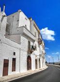 Landscape of Locorotondo. Apulia. — Stock Photo
