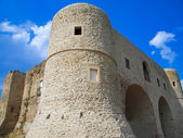 Castle of Bernalda. Basilicata. — Stock Photo