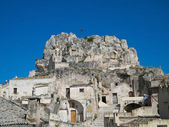 Madonna de Idris Church. Matera. — Stock Photo