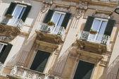 Palmieri Palace. Monopoli. Apulia. — Stock Photo