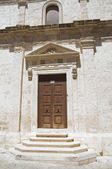 St. Joseph Church. Monopoli. Apulia. — Stock Photo