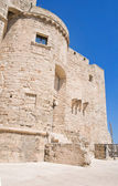 Carlo V Castle. Monopoli. Apulia. — Stock Photo