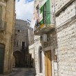 Alley in Giovinazzo Oldtown. Apulia. — Stock Photo #3084852