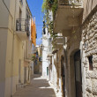 Palo del Colle Oldtown. Apulia. — Stock Photo #3084858