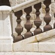 Stock Photo: Marble handrail.