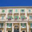 Palace in Giovinazzo Oldtown. Apulia. — Stock Photo #3085083