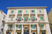 Palace in Giovinazzo Oldtown. Apulia. — Stock Photo