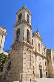 Palo del Colle church. Apulia. — Stock Photo