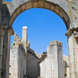 Stock Photo: Abbey of SS. Trinity. Basilicata.