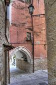 Palo del Colle Oldtown. Apulia. — Stock Photo