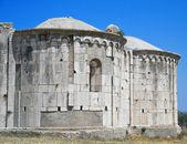 Abbey of SS. Trinity. Basilicata. — Stock Photo