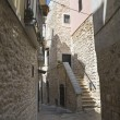 Alley in Palo del Colle Oldtown. Apulia. — Stock Photo #3120181