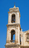 Očistec kostel. palo del colle. apulie — Stock fotografie