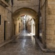 Alley in Giovinazzo Oldtown. Apulia. — Stock Photo #3133470